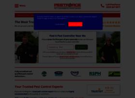 Pest-force.co.uk thumbnail