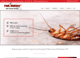 Pestbusterswp.co.za thumbnail