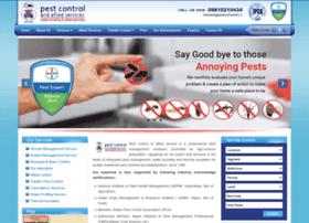 Pestcontroldelhi.in thumbnail