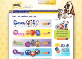 Pet-tags.co.uk thumbnail