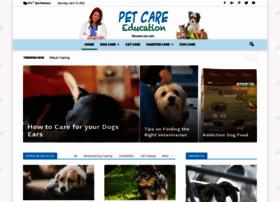 Petcareeducation.com thumbnail