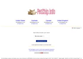 Petchip.info thumbnail
