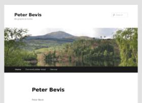 Peterbevis.co.uk thumbnail