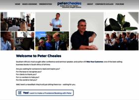 Petercheales.co.za thumbnail