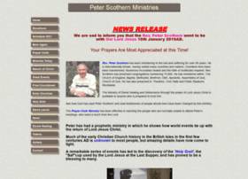 Peterscothernministries.co.uk thumbnail