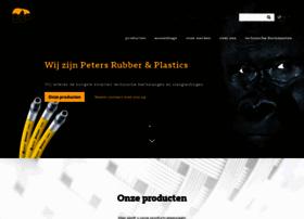 Petersrubber.nl thumbnail