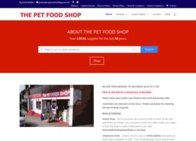 Petfoodshopheathfield.co.uk thumbnail
