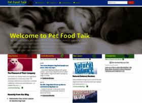 Petfoodtalk.com thumbnail