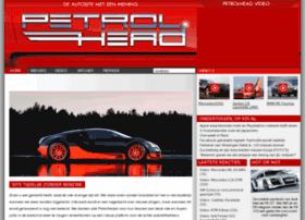 Petrolhead.nl thumbnail