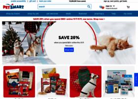 Pets.petsmart.com thumbnail
