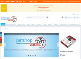 Petshop-vetline.de thumbnail