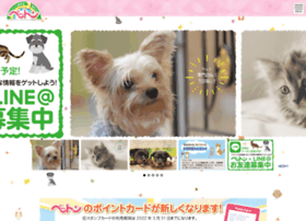 Petton.co.jp thumbnail