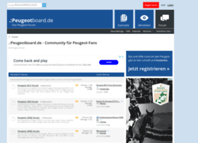 Peugeot-fans.de thumbnail