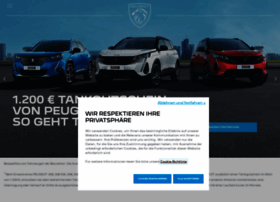 Peugeot.de thumbnail