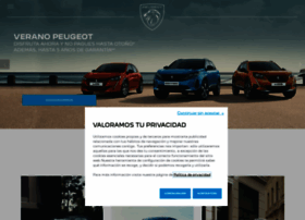 Peugeot.es thumbnail