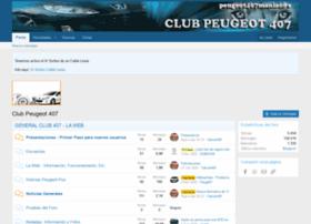 Peugeot407maniacos.es thumbnail
