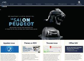 Peugeotagrasse.fr thumbnail