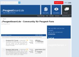 Peugeotfreunde.de thumbnail