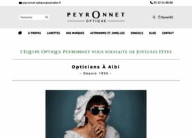 Peyronnet-optique.fr thumbnail