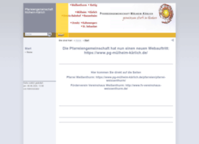 Pfarreiengemeinschaft-muelheim-kaerlich.de thumbnail