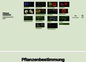 Pflanzenbestimmung.info thumbnail