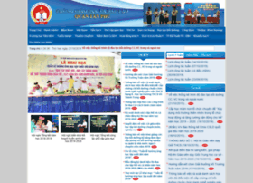 Pgddttanphu.edu.vn thumbnail