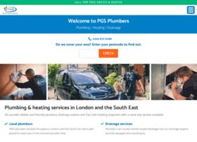Pgs-plumbers.co.uk thumbnail