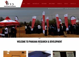 Phakamaresearch.co.za thumbnail
