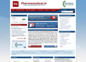 Pharmaceutical.ie thumbnail