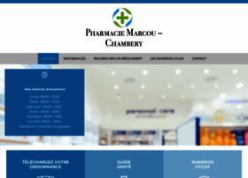Pharmaciemarcou.fr thumbnail