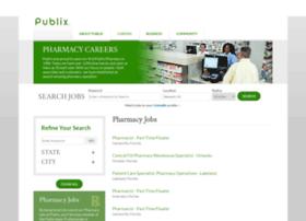 Pharmacycareers.publix.jobs thumbnail