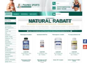 Pharmasports.de thumbnail