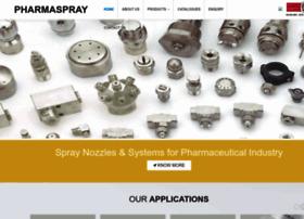 Pharmaspray.net thumbnail