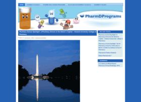 Pharmdprograms.org thumbnail