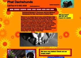 Phatdachshund.com thumbnail