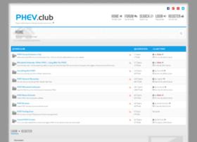 Phev.club thumbnail