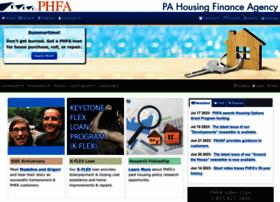 Phfa.org thumbnail