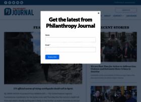 Philanthropyjournal.org thumbnail