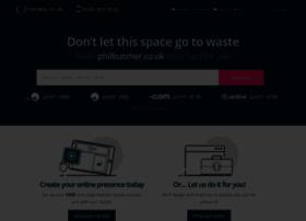 Philbutcher.co.uk thumbnail