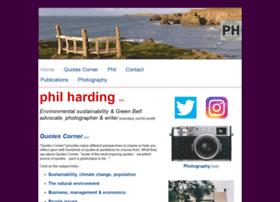 Philharding.net thumbnail
