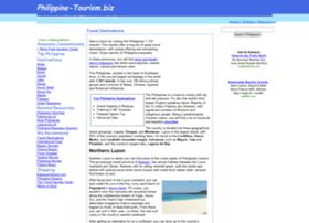 Philippine-tourism.biz thumbnail