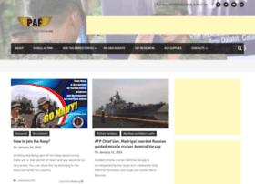 Philippinearmedforces.org thumbnail