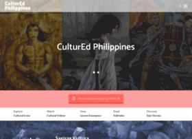 Philippineculturaleducation.com.ph thumbnail
