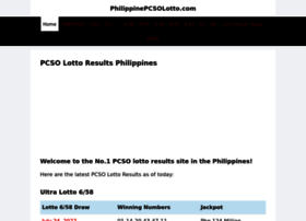 Philippines keno lotto results : Casino electronic