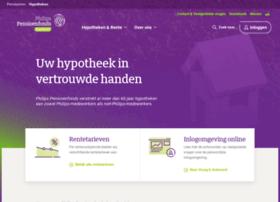 Philipspensioenfonds-hypotheek.nl thumbnail