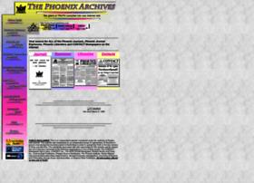 Phoenixarchives.com thumbnail