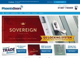 Phoenixcompositedoors.co.uk thumbnail
