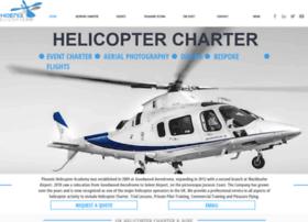 Phoenixhelicoptercharter.co.uk thumbnail