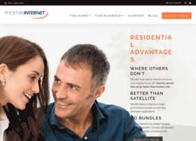 Phoenixinternet.net thumbnail
