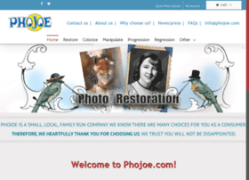 Phojoe.com thumbnail